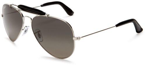 Ray-Ban-RB3422Q-Craft-Outdoorsman-II-Aviator-Sunglasses-58-mm