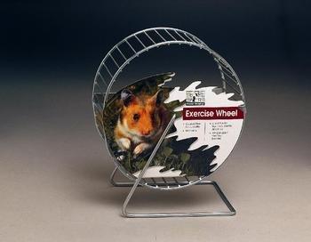 Hamster Wheel 7″ (metal)