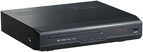 Auvisio Digitaler 3in1 HD-Sat-Receiver DSR-290.DVD m. Aufnahmefunktion