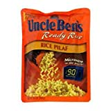 Uncle Bens Rice Pilaf Ready Rice 8.8 oz