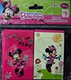 Minnie Mouse Bow-tique Bound Memo Pads