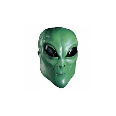 宇宙人 マスク グリーン