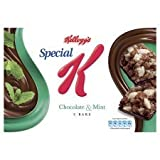 Kelloggs Special K Chocolate And Mint Bars 5X22g