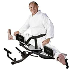karate leg machine