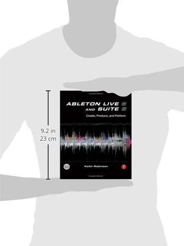 ableton live 9 create produce perform pdf