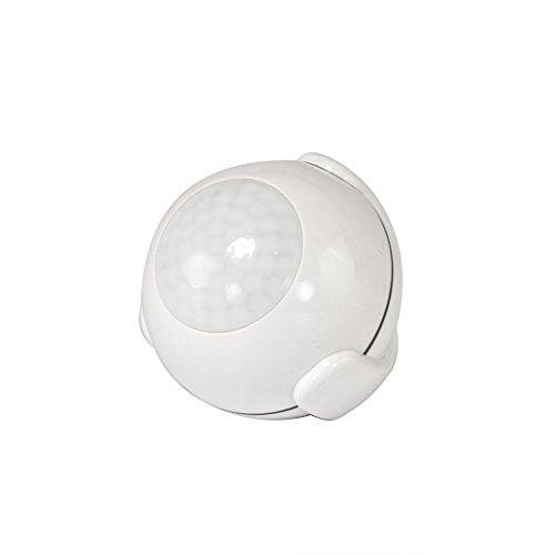 Zooz Z-Wave Plus 2-in-1 Motion and Light Mini Sensor ZSE09, Cert. #ZC10-16085198 (Z Wave Light Sensor compare prices)