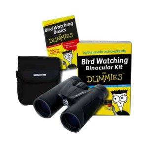 Barr & Stroud Dummies Bird Watching Binocular Kit