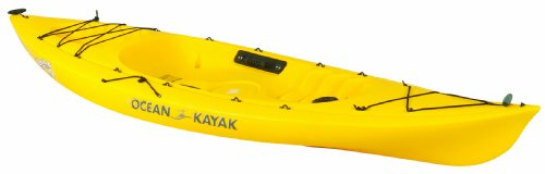 Ocean Kayak 9-Feet 10-Inch Venus 10 Classic Sit-On-Top Recreational Kayak (Yellow)