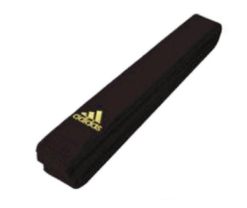 adidas (adidas) black belt B 260BK-250 cm (2.5 in)