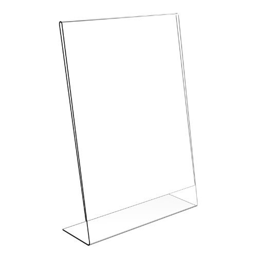 5x-a4-acrylic-poster-menu-holder-lean-to-perspex-leaflet-display-stands-free-shipping
