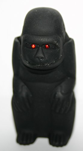 Spooky Gorilla Cigarette Cigar Lighter With Glowing Eyes Novelty Lighter