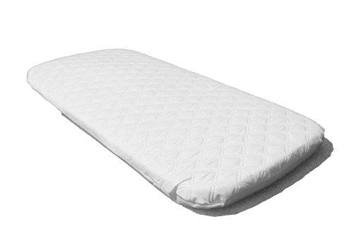 SUZY Microfibre Hypoallergenic Crib Mattress 4cm Thick