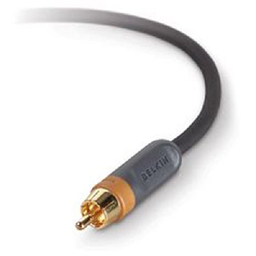 Brand New Pureav By Belkin 25' Blue Series Subwoofer Cable