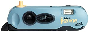 Polaroid i-zone Pocket Instant Camera, Blue