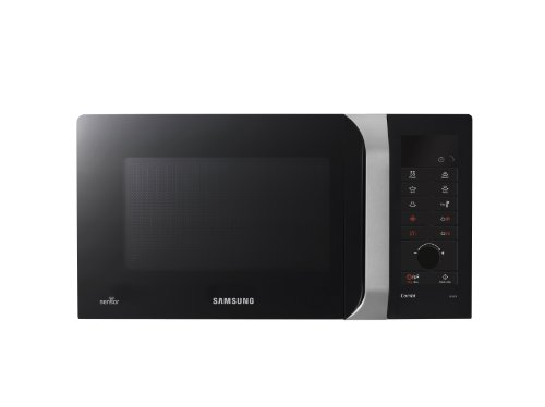 Samsung CE107F-S Chic Convection Silver Microwave Oven