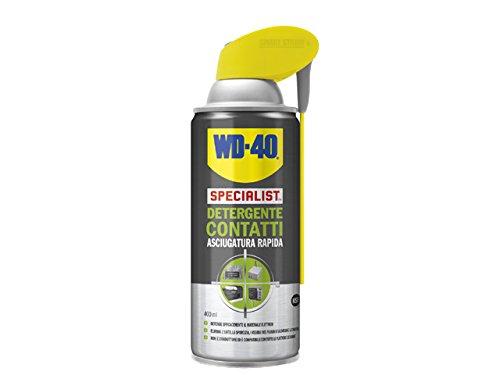 WD40 12216 Detergente Contatti, Trasparente, 400 ml