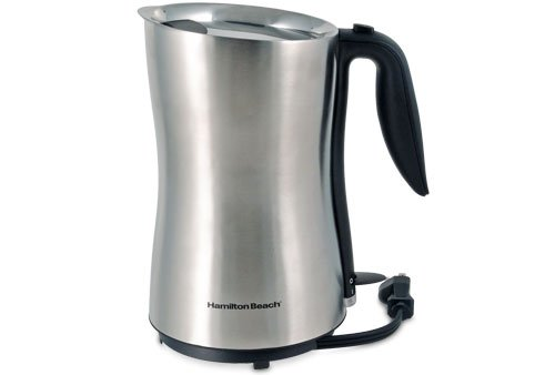 Cordless Electric Kettle By Hamilton Beach Stainless Steel