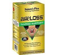 De AgeLoss thyroïde soutien Nature Plus de 60