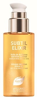 Phyto Subtil Elixir Intense Nutrition Shine Oil, 2.5 Fl. Oz.