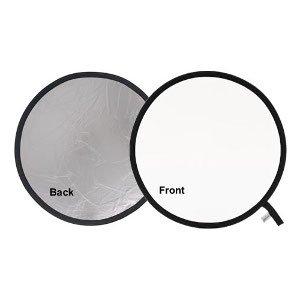 Lastolite 75cm Reflector - Silver/White