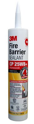 051115116384 - 3M CP-25WB+/10.1 10.1 Oz. Fire Barrier Sealant (Pack of 1) carousel main 0