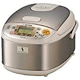 ZOJIRUSHI Outside of Japan for 0.54L Cook Microcomputer Rice Cooker NS-LLH05-XA [AC220-230V, 50/60Hz only]