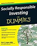 img - for Socially Responsible Investing For Dummies[Paperback,2009] book / textbook / text book