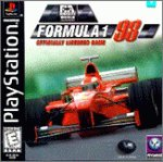 Formula 1 98 COMPLETE Sony Playstation 1 PS1 Game