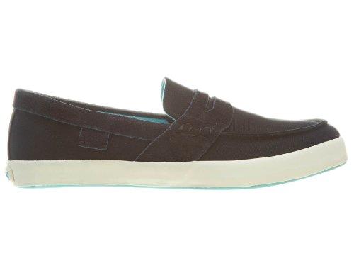 Polo Ralph Lauren Men'S Evan Ii Penny Loafer,Black/Blue,9.5 D Us