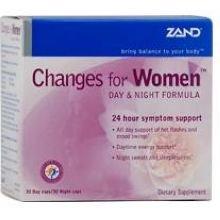 Zand Changes For Women Capsule Kit - 60 Per Pack -- 3 Packs Per Case.