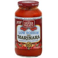 The Silver Palate Low Sodium Marinara Pasta Sauce (Case of 6)