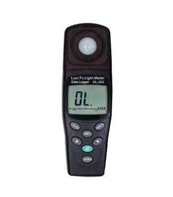 General Tools Dlm203Dl Data Logging Light Meter