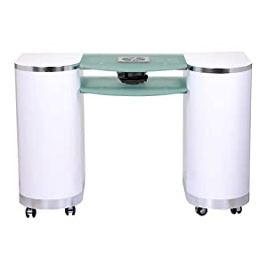 Amazon.com : MANICURE STATION BEAUTY SPA NAIL TABLE WITH VENTILATION