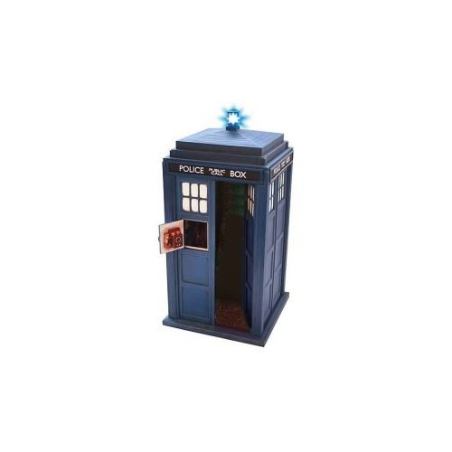 Doctor Who Electronic Flight Control Tardis Playset
