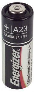 Energizer A23 Battery, 12 Volt - 4 Batteries