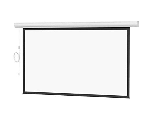 106In Diag Designer Cinema Electric Matte White 16:9 52X92In