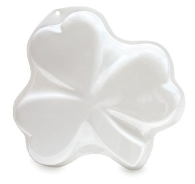 CK Products Shamrock Pantastic Plastic Cake Pan (Shamrock Cake Pan compare prices)