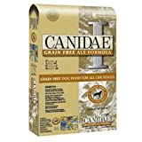 Canidae All Life Stage Grain Free Chicken, Turkey, Lamb and Fish Dry Dog Food