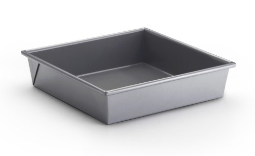 "BonJour Bakeware Commercial Nonstick 9"" Square Cake Pan"