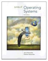 Survey of Operating Systems, 3rd Edition