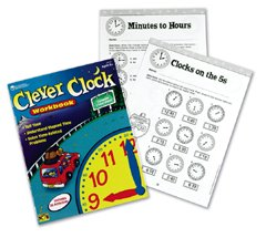 Clever Clock Workbook - 1