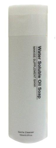 泡なしオイル石けんーWater Soluble Oil Soapー無添加150ml