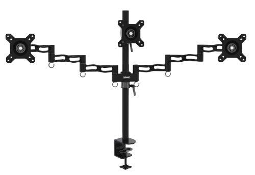 duronic-dm353-triple-three-lcd-led-desk-mount-arm-monitor-stand-bracket-with-tilt-and-swivel-tilt-15