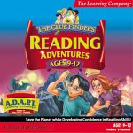 ClueFinders Reading Ages 9-12 Jewel CaseB00006XMTP