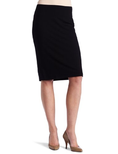 Red Dot Womens Jackie Jersey Double Pencil Skirt