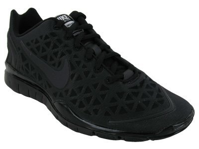 womens nike free tr fit 2 black and pink