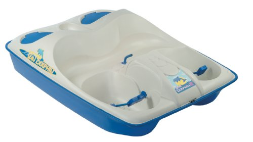 KL Industries Sun Dolphin 3-Seated Pedal Boat