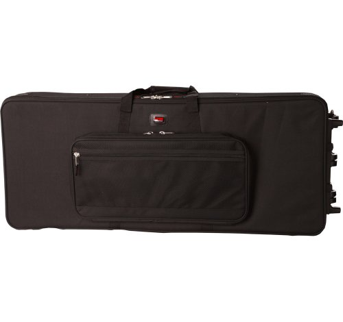 Gator 88-Note 575x18x6 inches Lightweight Keyboard Case On Wheels