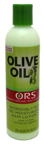 Organic Root Stimulator Olive Oil Hair Lotion 8.5 oz.