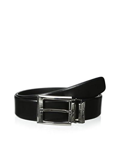 a.testoni Men's Box Calf Belt